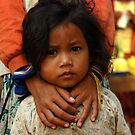 Cambodian face by rkdogz