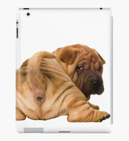 Funny Puppy iPad Case/Skin