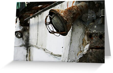 Rust Out by Jonathan Russell