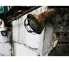 Rust Out Photographic Print