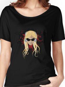 blond face Women's Relaxed Fit T-Shirt
