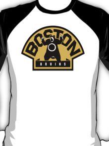 Pokemon NHL Parody - Boston Bruins T-Shirt