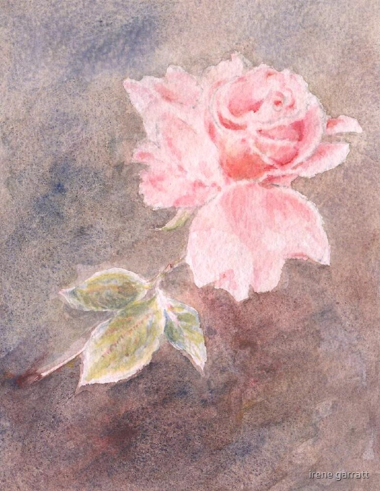 This rose is for you by irene garratt