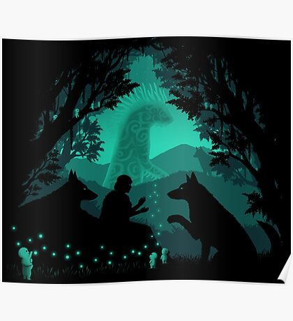 Forest Dwellers Poster