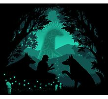 Forest Dwellers Photographic Print