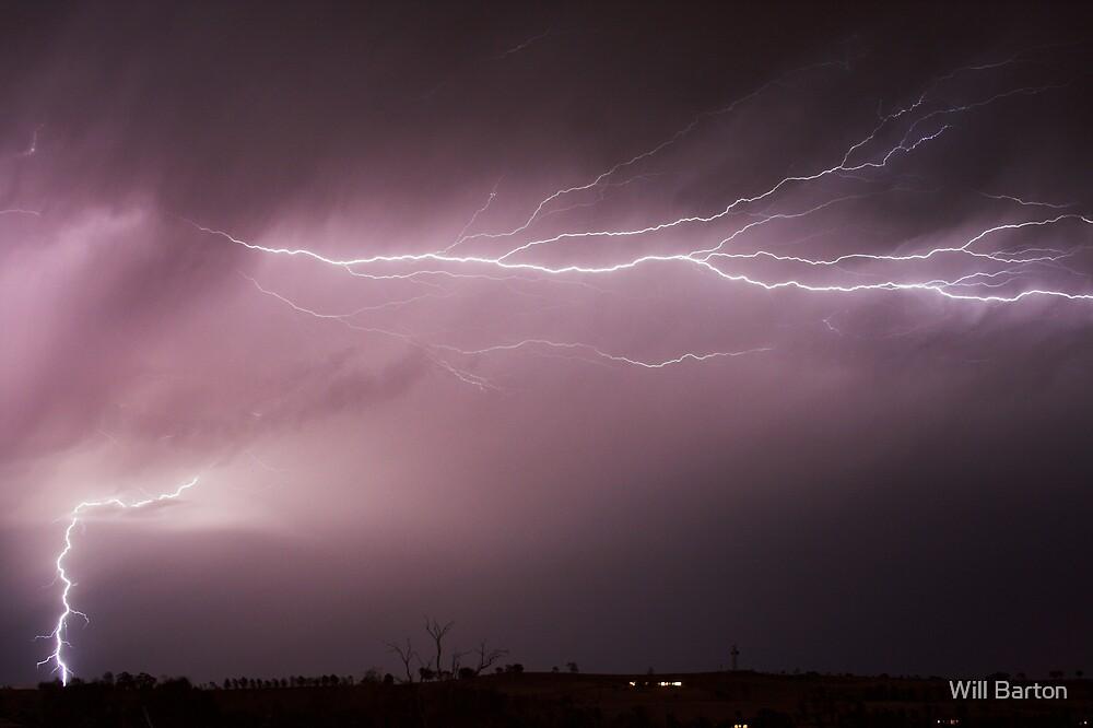 Purple Thunder by Will Barton
