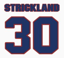 National football player Donald Strickland jersey 30 by imsport