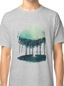 Deep in the forest Classic T-Shirt