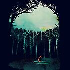 Deep in the forest by Robert Farkas