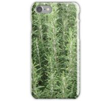 Rosemary iPhone Case/Skin