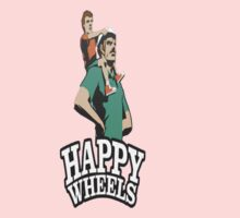 Happy Wheels Kids Clothes