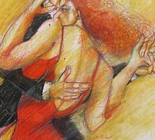 THE LAST TANGO  by GittiArt