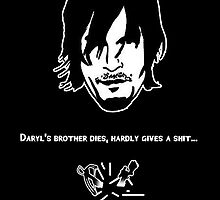 Daryl Dixon's love for his Crossbow by MrTidd
