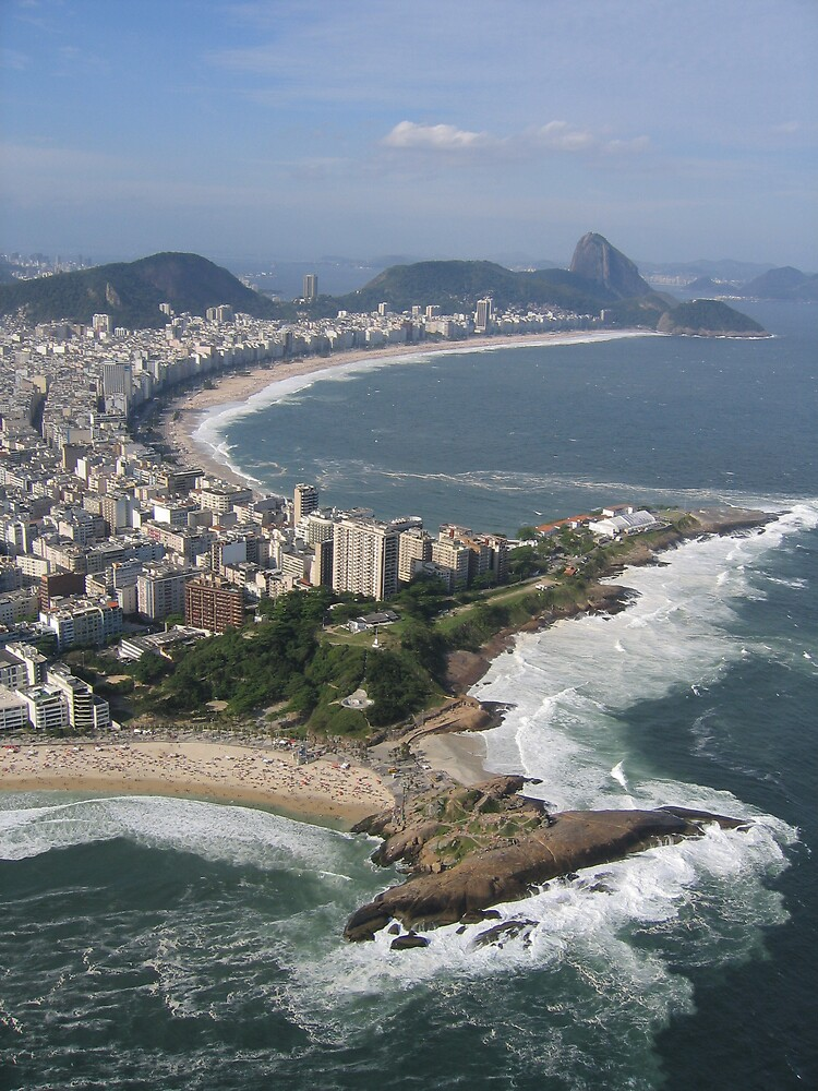 Copacabana or Ipanema, decisions, decisions! by Beamer