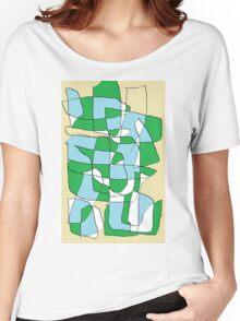 wong  tai  sin Women's Relaxed Fit T-Shirt