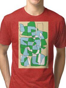 wong  tai  sin Tri-blend T-Shirt