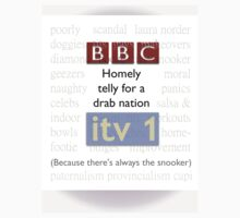 Telly for Brits by Stephen Jackson