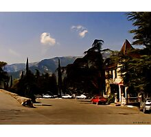 Yalta Winery Photographic Print