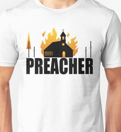 PREACHER comic geek vértigo Unisex T-Shirt