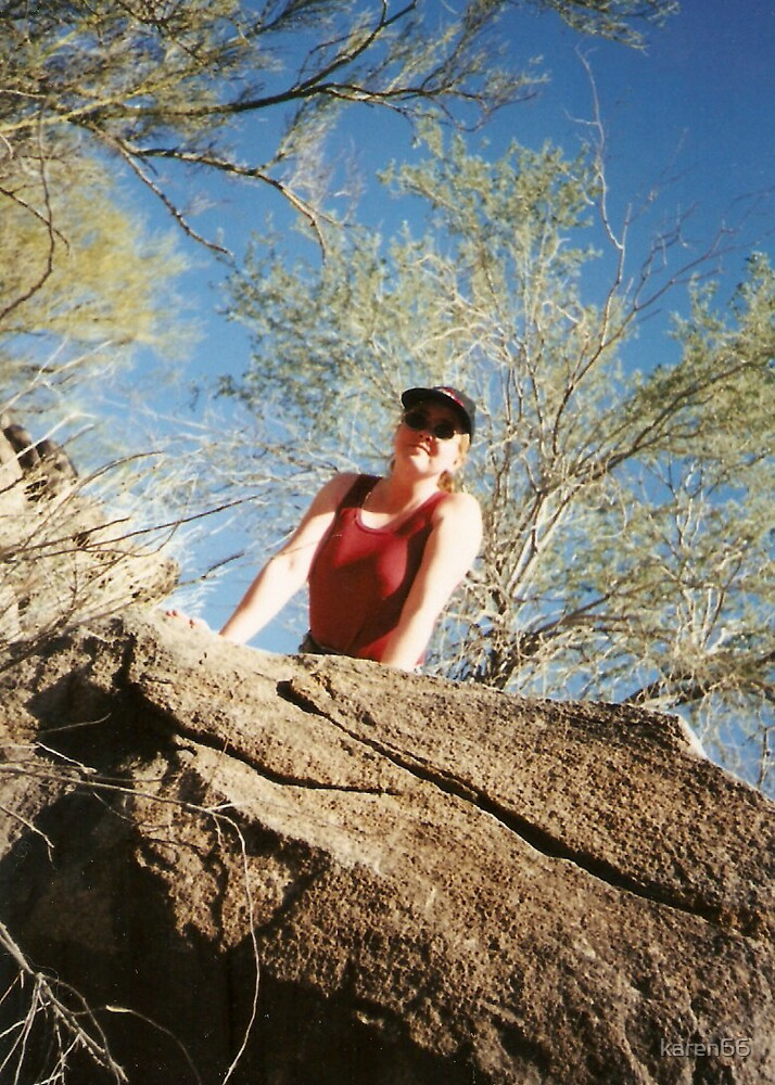 Arizona Climbing by karen66