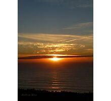 San Francisco Sunset 1422 Photographic Print