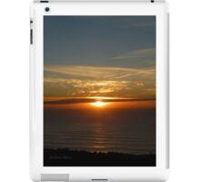San Francisco Sunset 1422 iPad Case/Skin