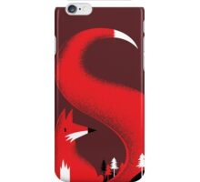 S like fox iPhone Case/Skin