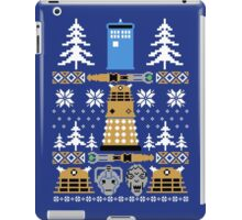 Doctor Who Ugly Sweater iPad Case/Skin