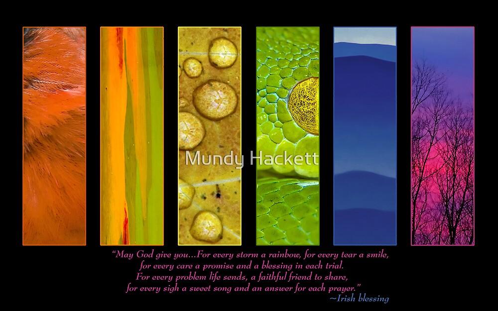Natural Splendors I by Mundy Hackett