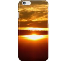 San Francisco Sunset 1423 iPhone Case/Skin