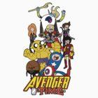 Avenger Time by Andrethegiant