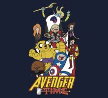 Avenger Time Kids Clothes