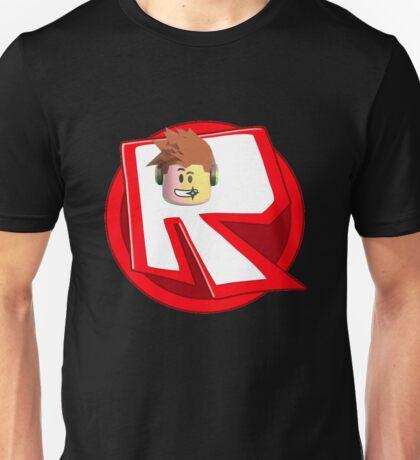 roblox logo Unisex T-Shirt
