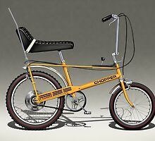 Raleigh Chopper by tonynewland