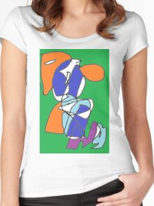 rocking Women's Fitted Scoop T-Shirt