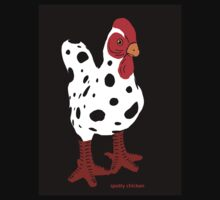 spotty chicken by Oneof42