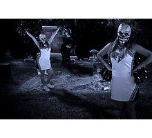 Reaper Girls Photographic Print