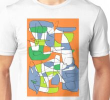 Chinese blessing - Cao Lin Wong Shuen Unisex T-Shirt