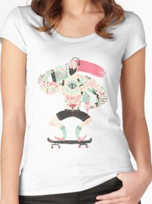 YOU BE YOU Women's Fitted Scoop T-Shirt