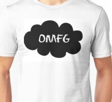 OMFG (Fault in our stars font Unisex T-Shirt