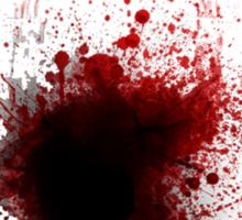 Bullet Wound - I'm Okay Sticker