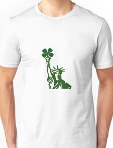 Irish New Yorker Unisex T-Shirt