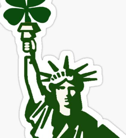 Irish New Yorker Sticker