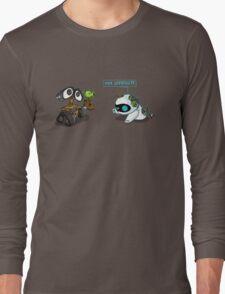 Eve zombie (plant) Long Sleeve T-Shirt