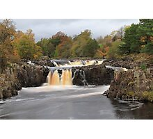 Low Force Waterfall Photographic Print