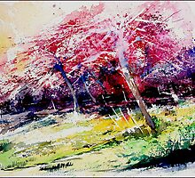 watercolor 080507 by calimero