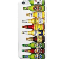 BEER BOTTLES and corona iPhone Case/Skin