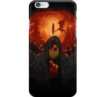 Hobbit nightmare iPhone Case/Skin