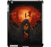 Hobbit nightmare iPad Case/Skin