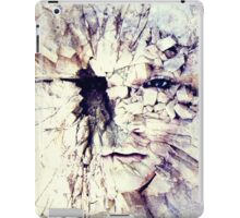 Bleak world of absent law iPad Case/Skin